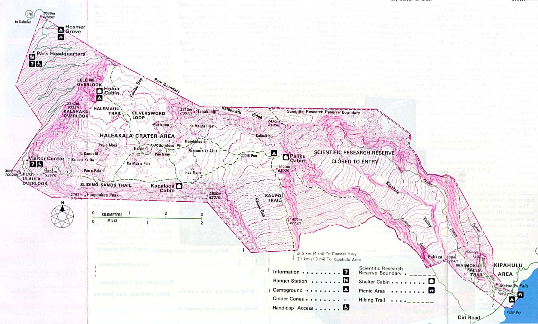 Free Download Hawaii National Park Maps