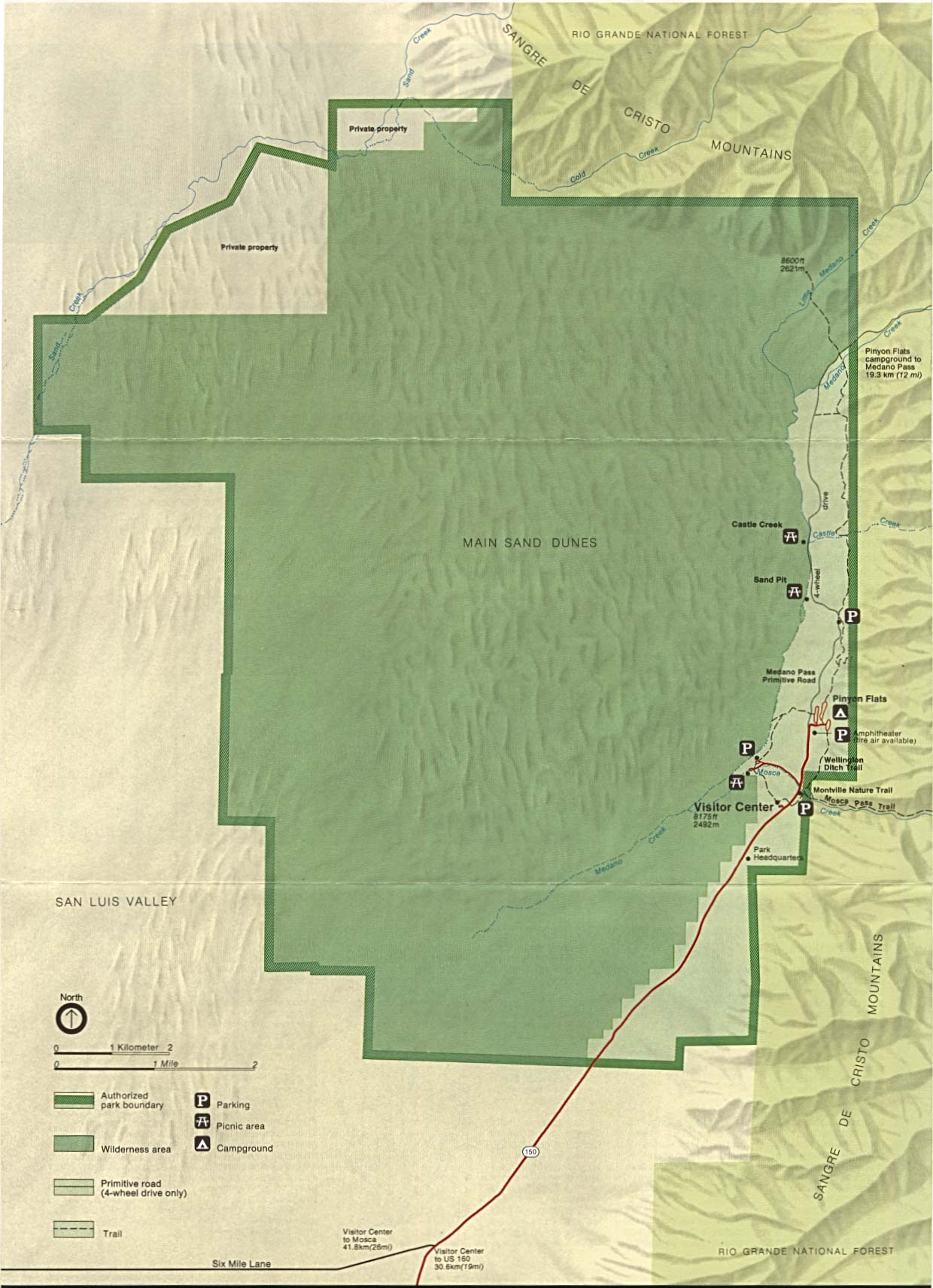Free Download Colorado National Park Maps
