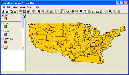Download free fcc economic areas arcgis shapefile gumiabroncs Choice Image