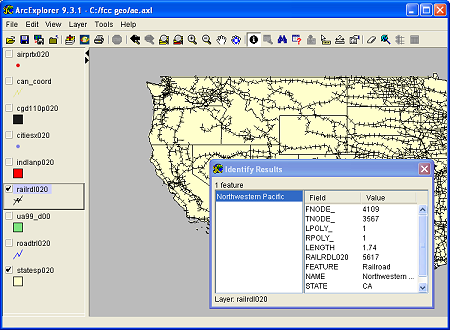 Download Free U.S. Railroads Base Layer ArcGIS Shapefile on excel download, mac download, animation download, linux download, python download,