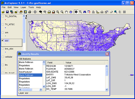 Shapefile arcgis