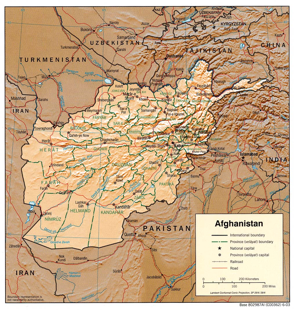Download free afghanistan maps publicscrutiny Gallery