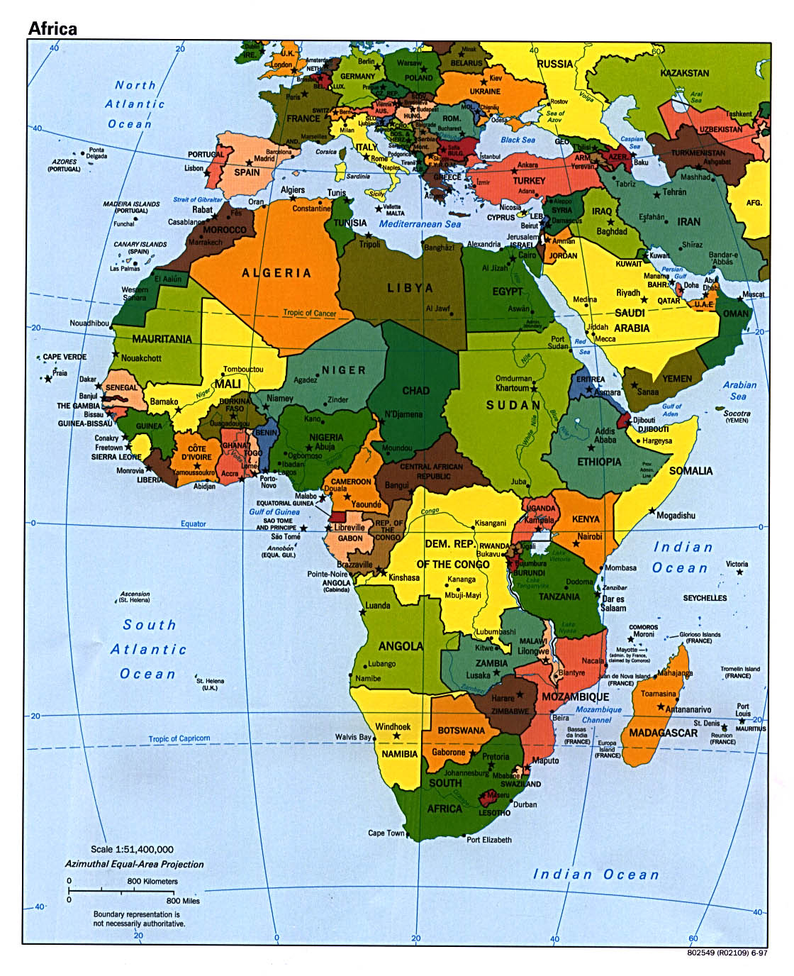 political map of world pdf download