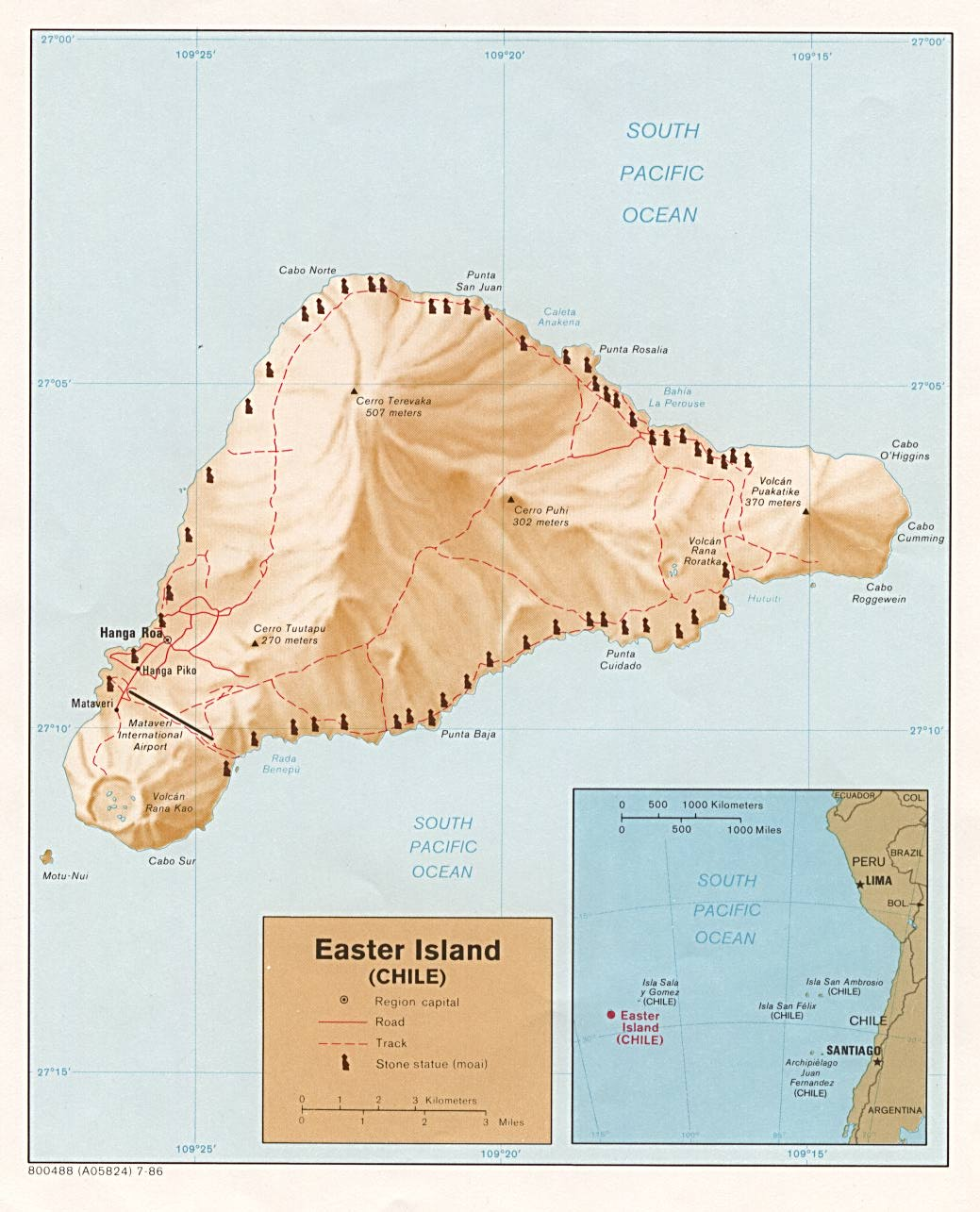 how to get to easter island from australia