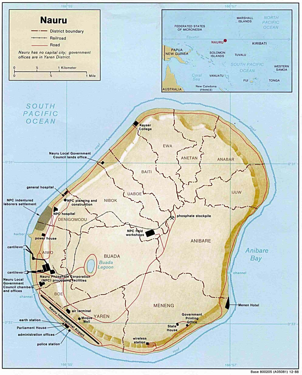 Nauru street map images diagram writing sample ideas and guide nauru street map sciox Image collections
