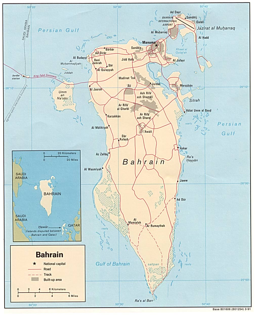 Free bahrain maps download free bahrain maps gumiabroncs Gallery