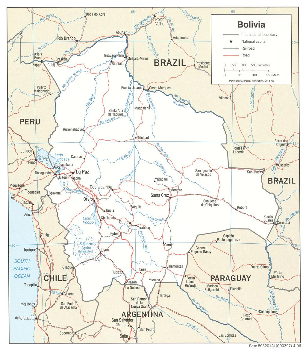 bolivia research paper