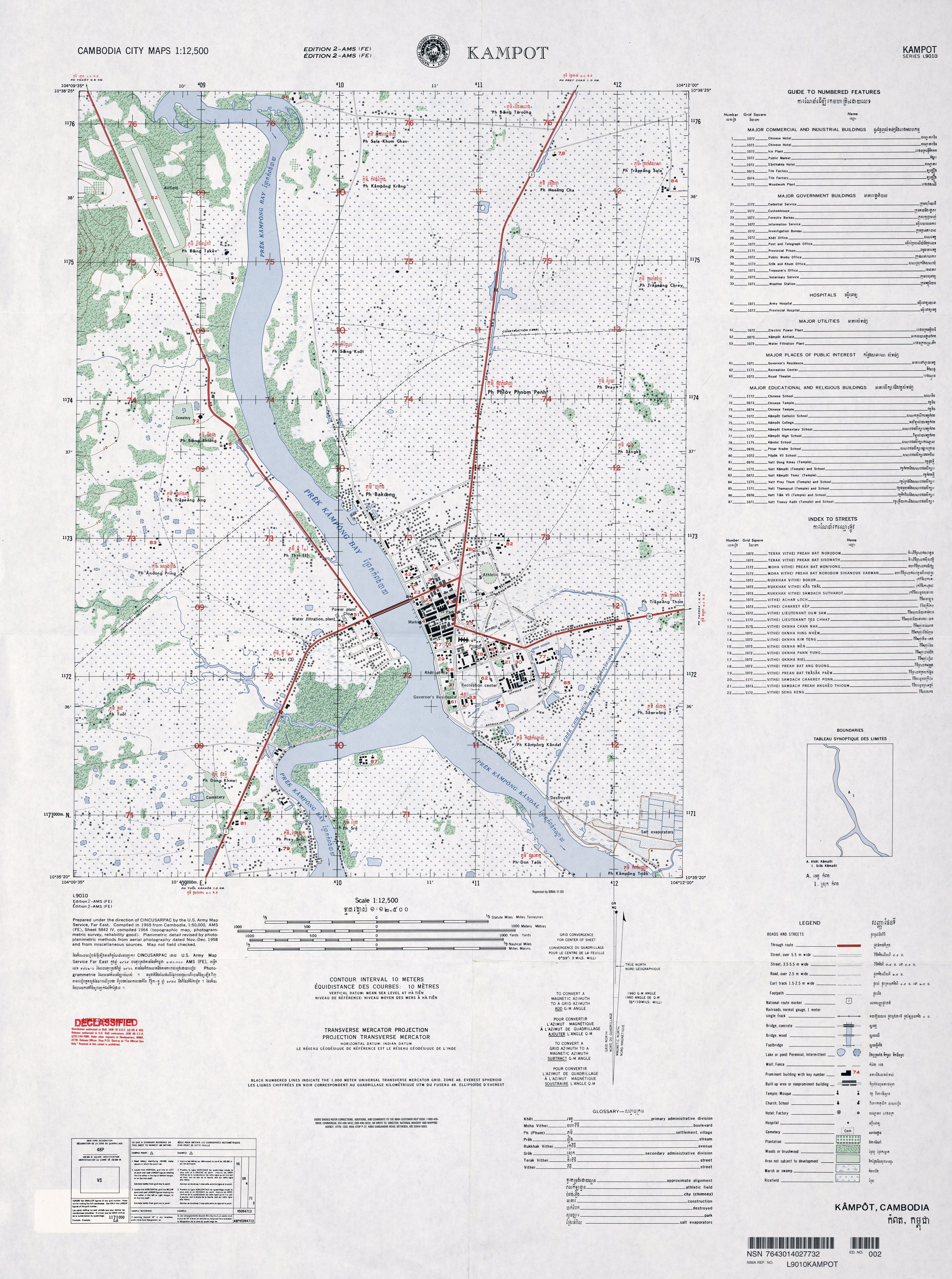 Free Cambodia Maps - Us map download pdf