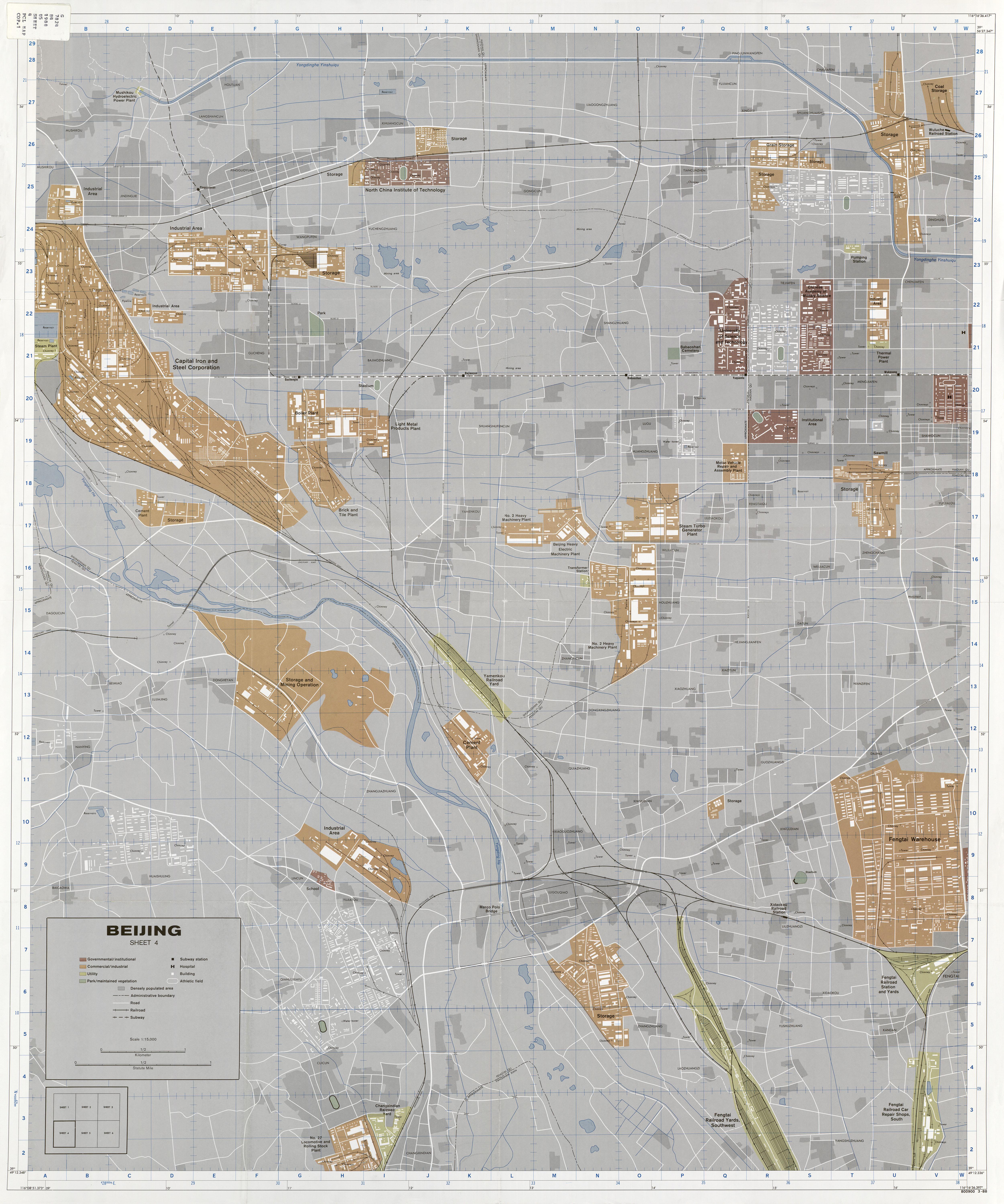 Free china maps beijing sheet 4 gumiabroncs Images