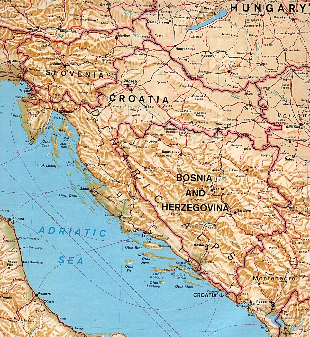 Map Of Europe West.Free Europe Maps
