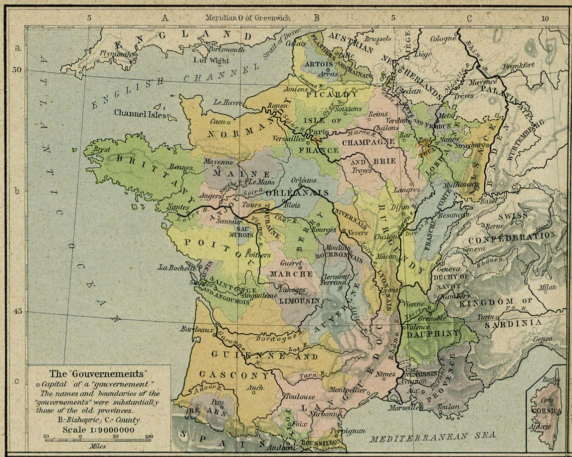 Download free france maps france 1789 gumiabroncs Image collections