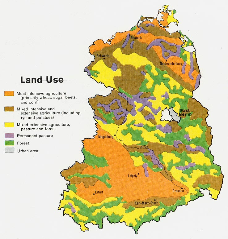 Download Free Germany Maps – German Map in German