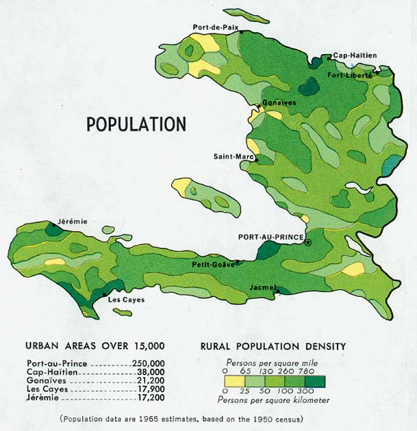 Download Free Haiti Maps - Haiti maps