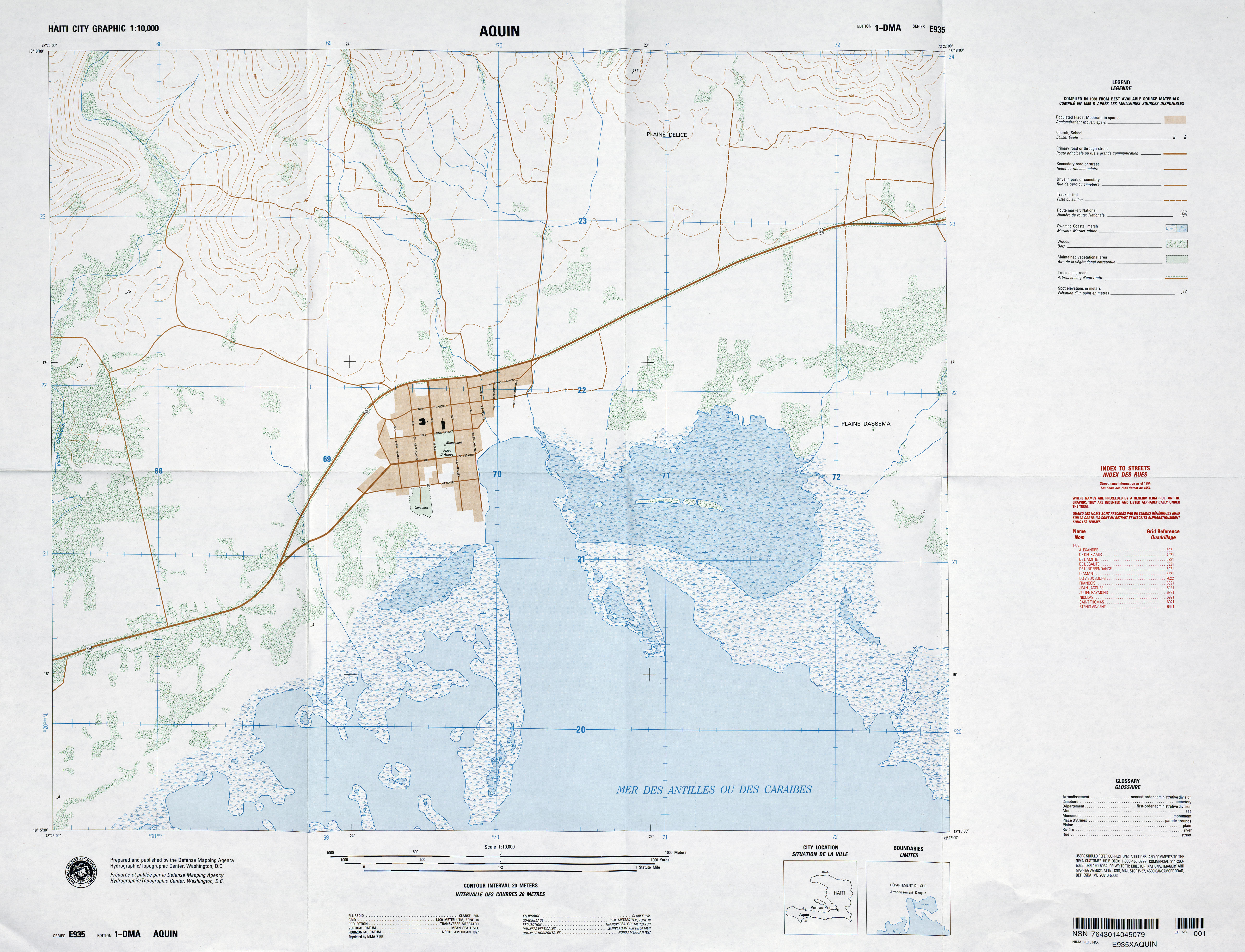 Download Free Haiti Maps