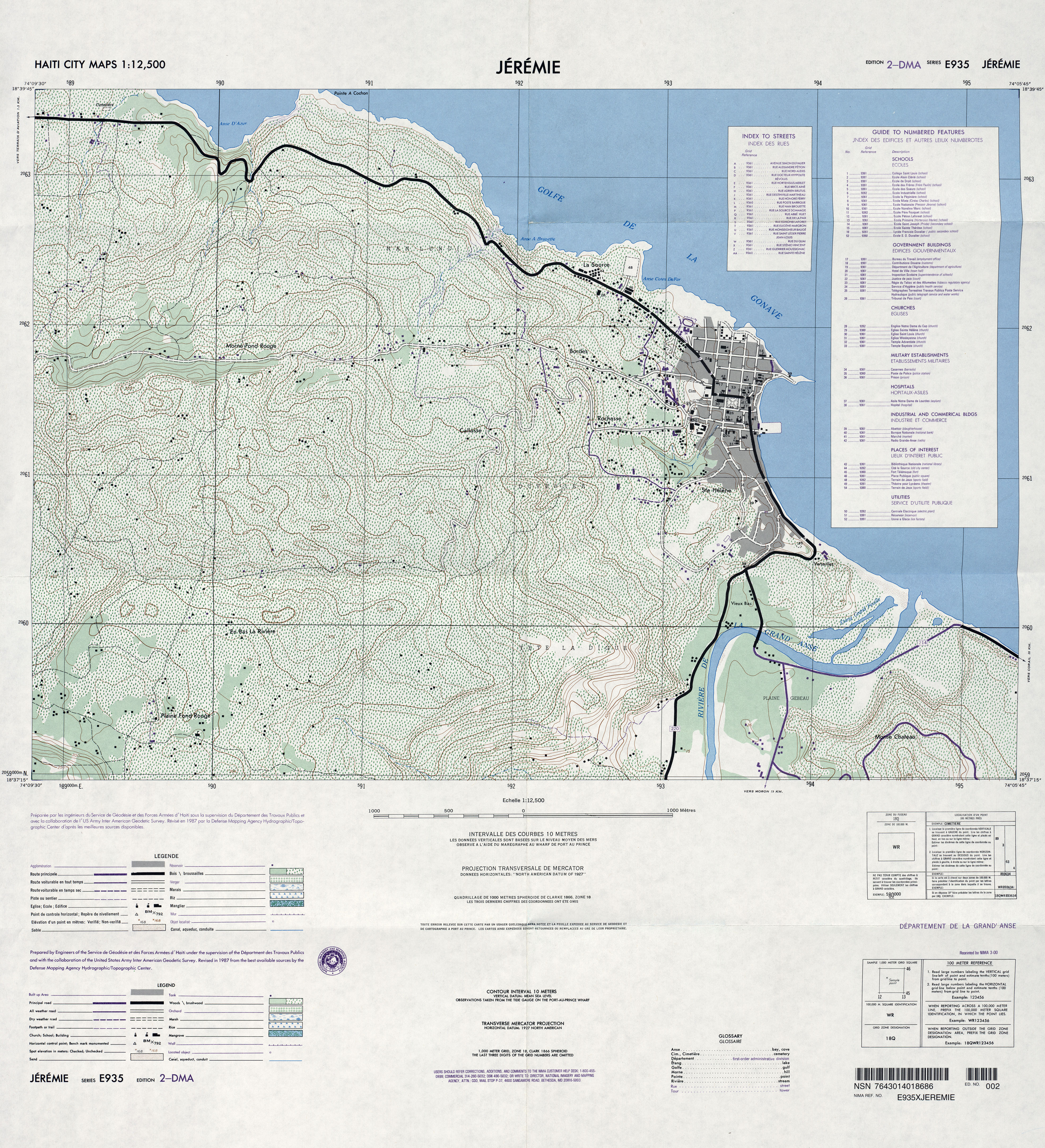 Download Free Haiti Maps - Us gps maps free download