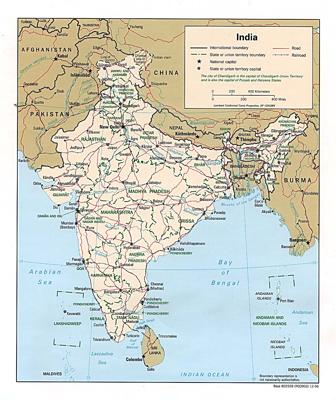 Download Map Of India Download Free India Maps