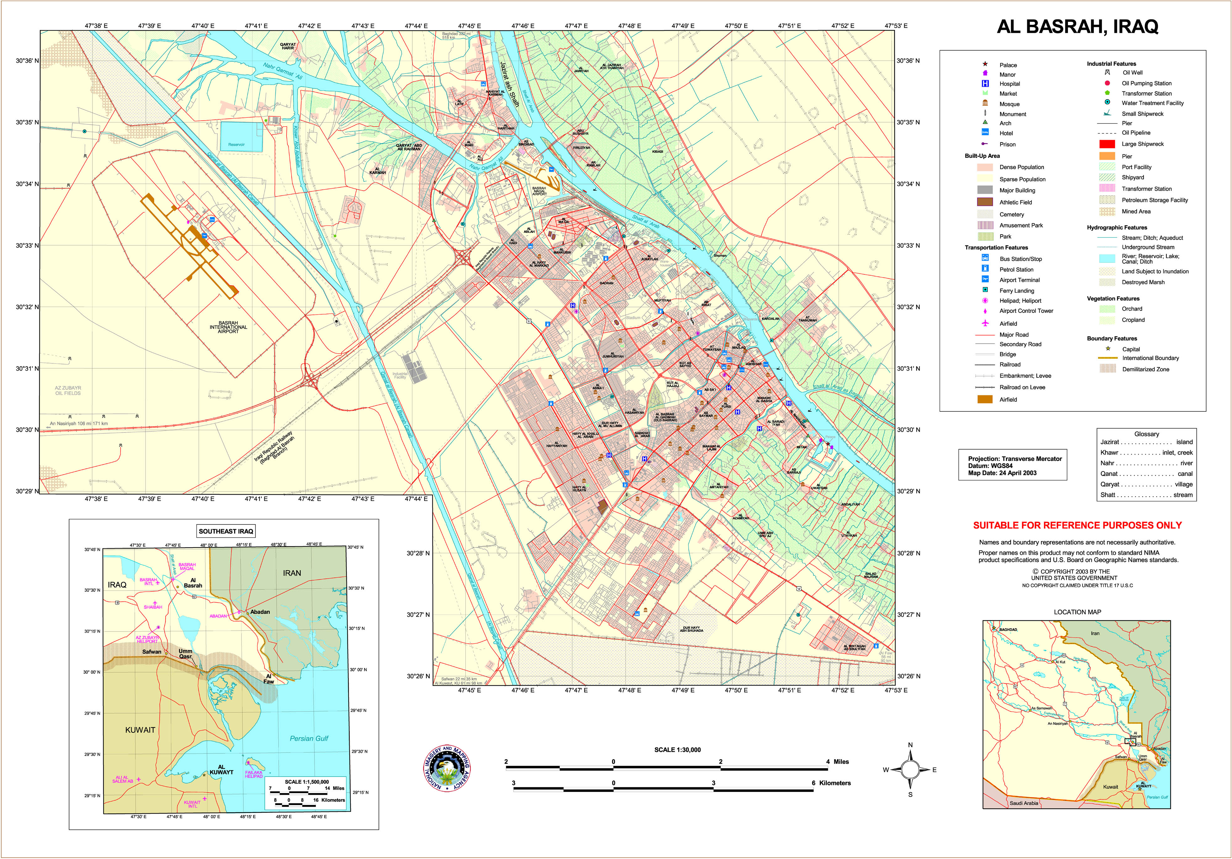 Download Free Iraq Maps - Free united states map graphic