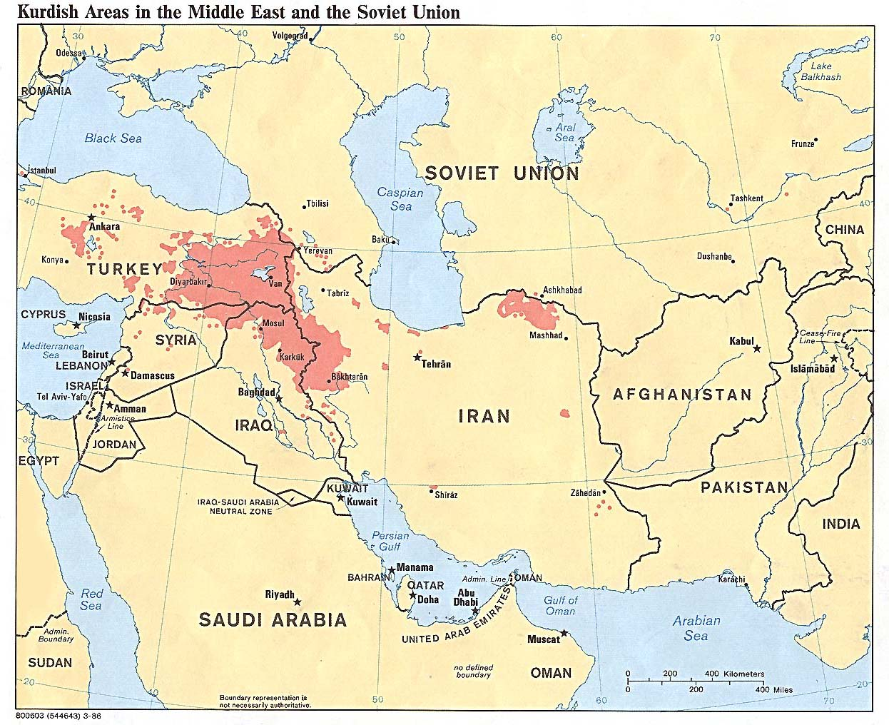 Download free iraq maps kurdish areas in the middle east and the soviet union gumiabroncs Images