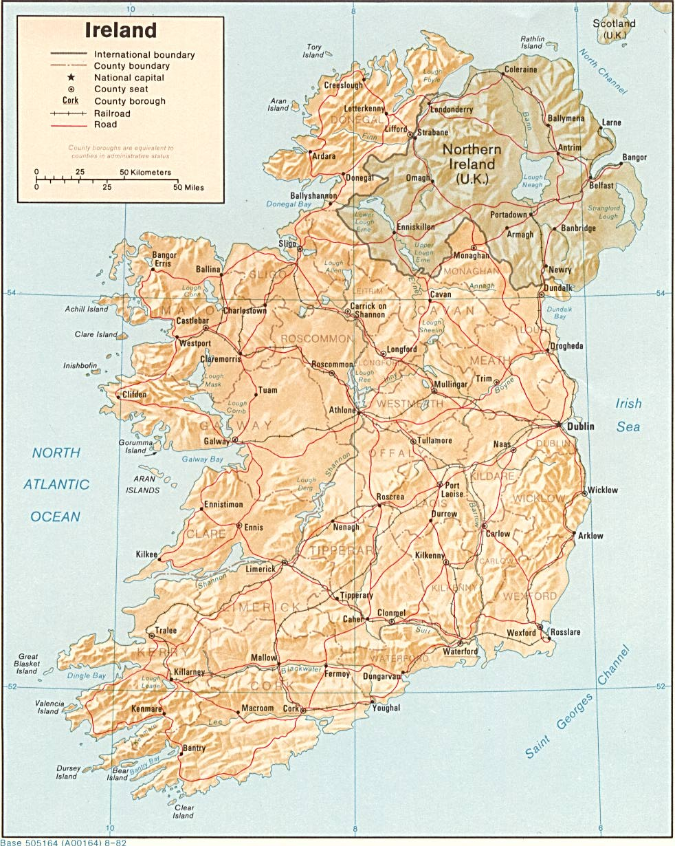 Map Of Ireland Download.Download Free Ireland Maps