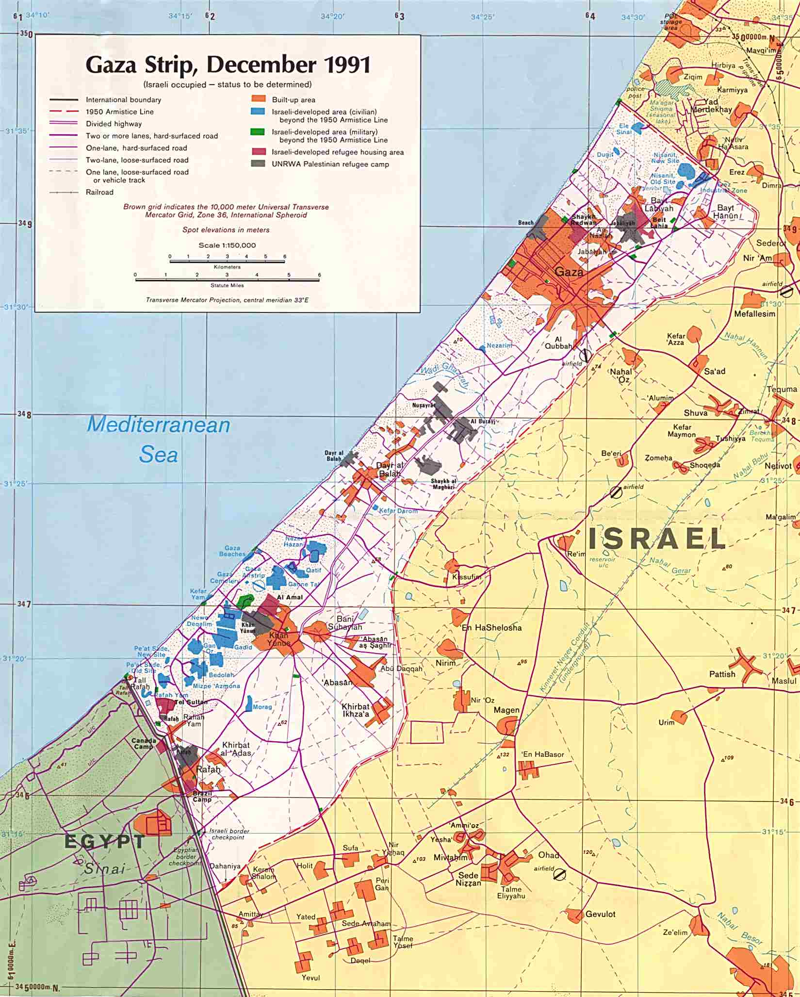 Download Free Israel Maps