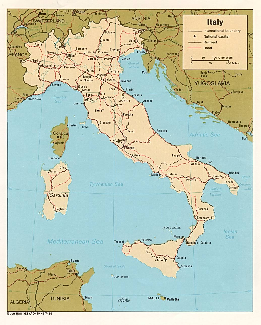 Download Map Of Italy.Download Free Italy Maps