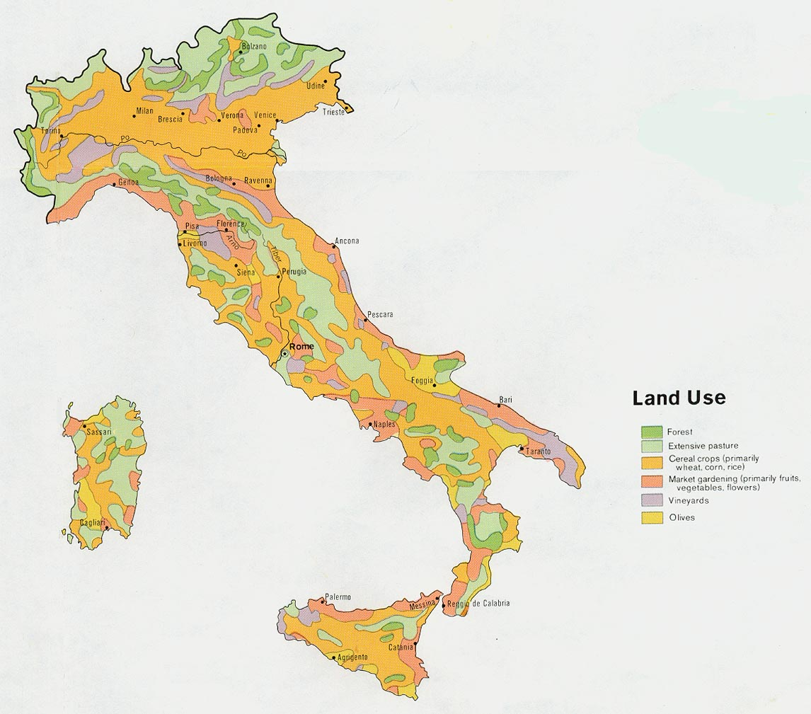 Topographic Map Italy.Download Free Italy Maps