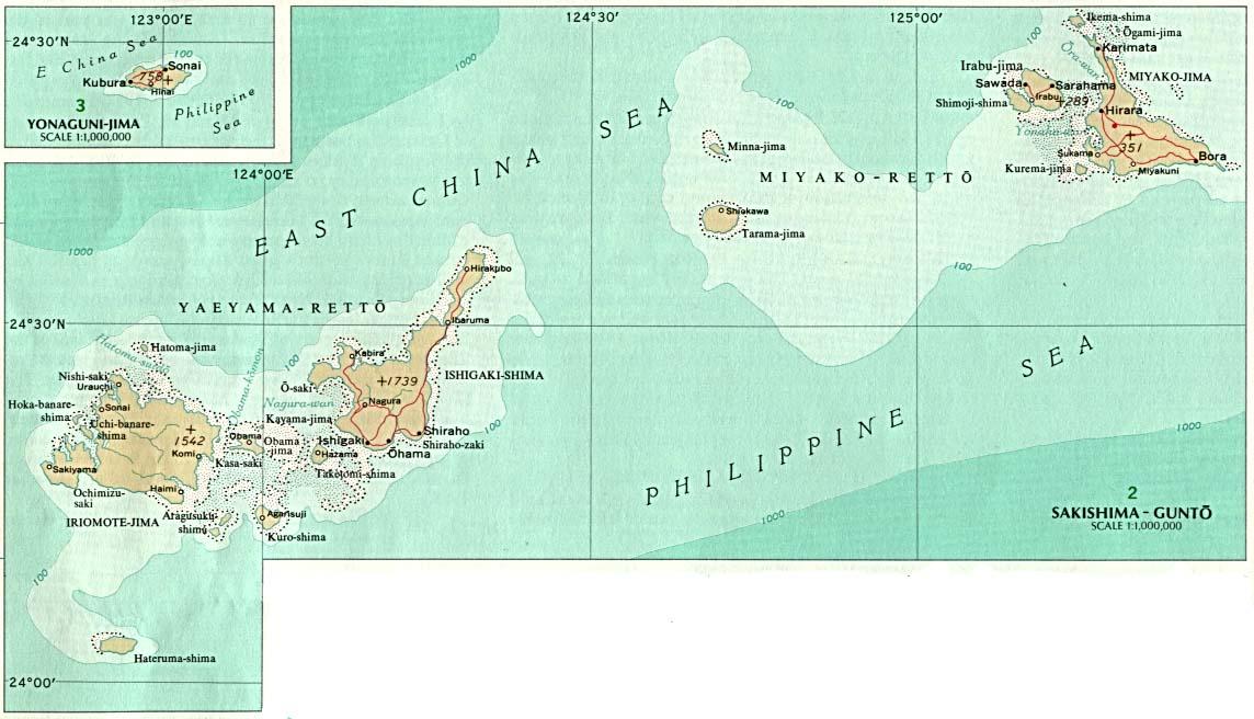 Download Free Japan Maps