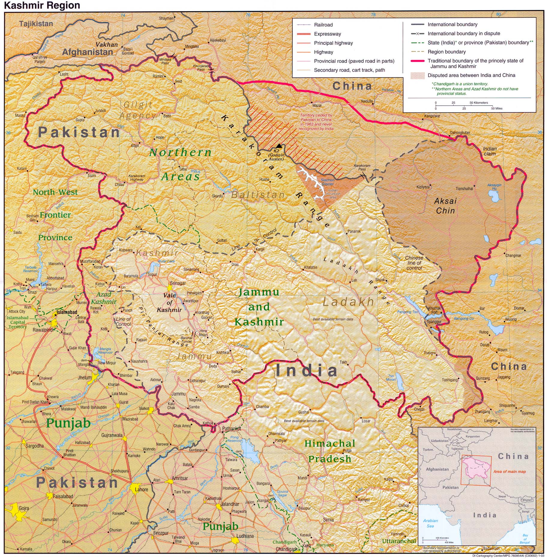 Download free kashmir maps publicscrutiny Image collections
