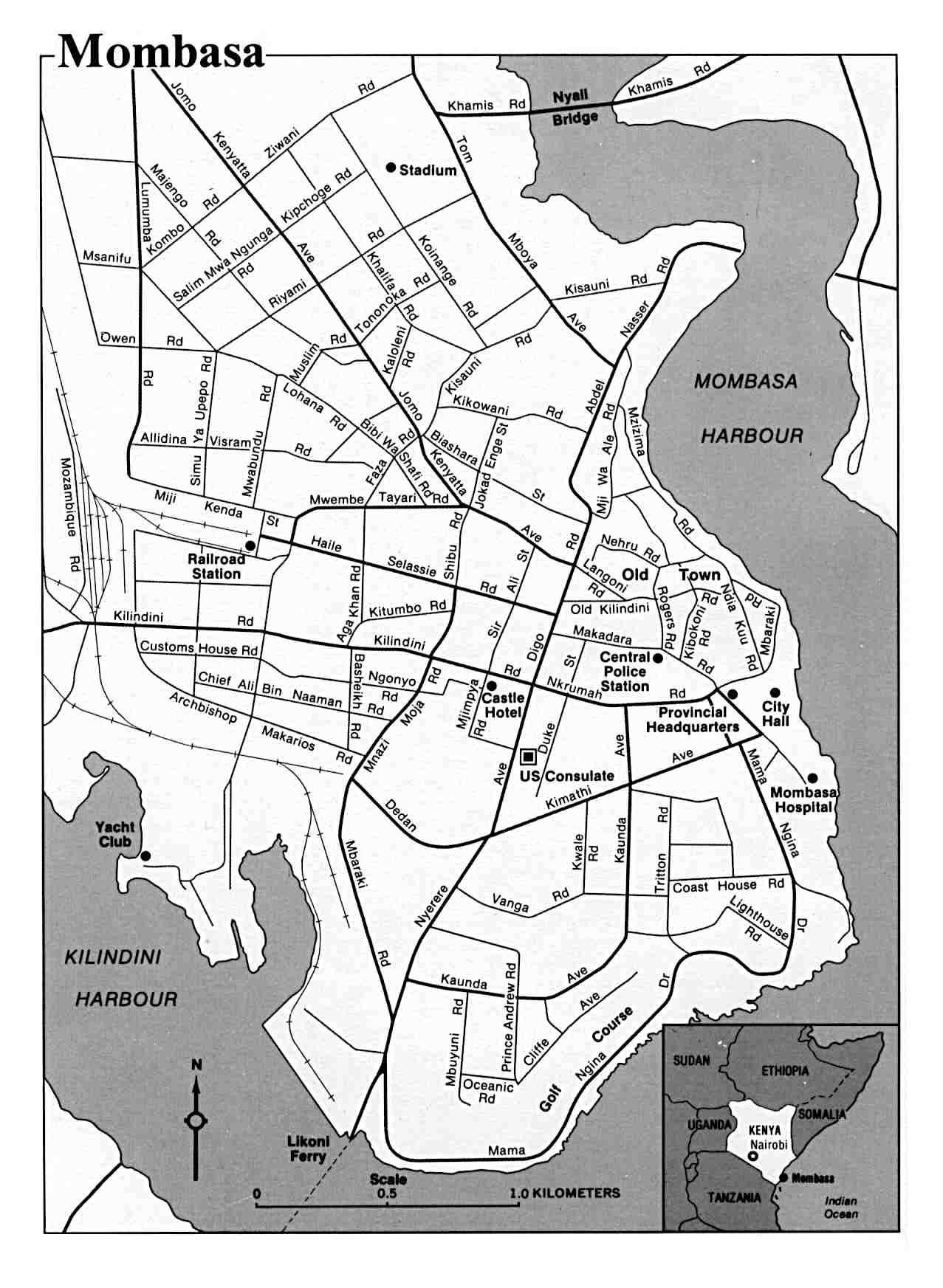 Mombasa U S Dept Of State 1981 137k