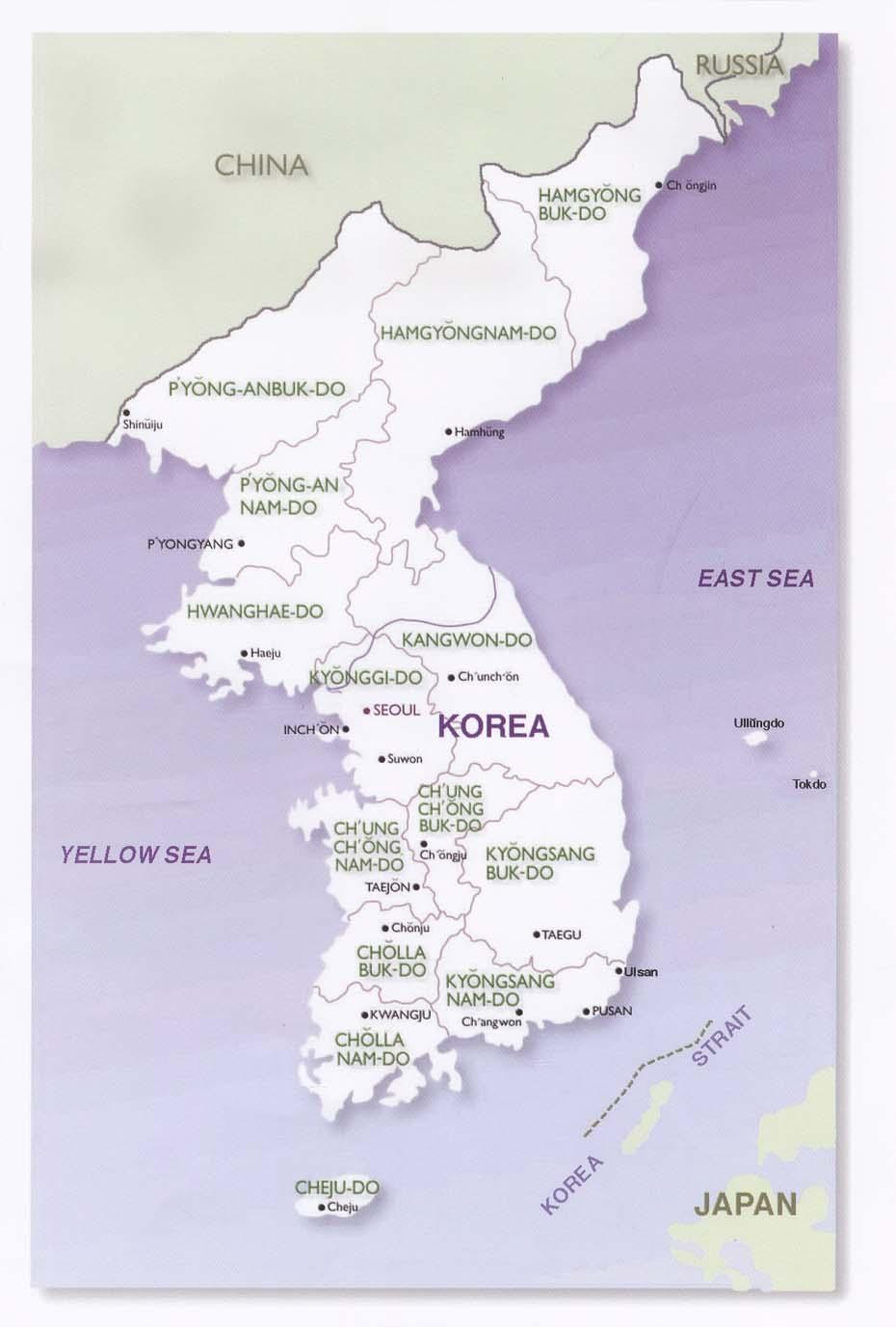 Download free korea maps korean peninsula government gumiabroncs Gallery