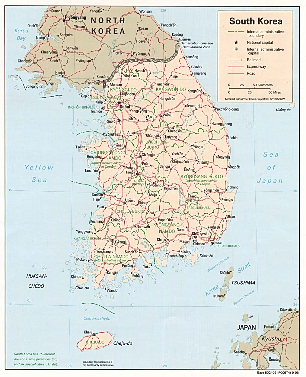 Download free south korea maps gumiabroncs Image collections