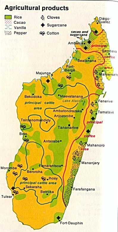 Download Free Madagascar Maps