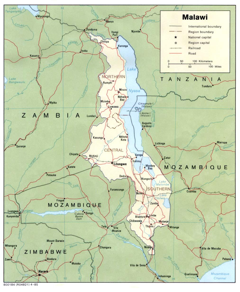 Free online dating malawi