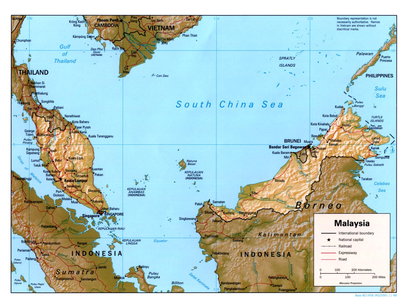 Download free malaysia maps gumiabroncs Gallery