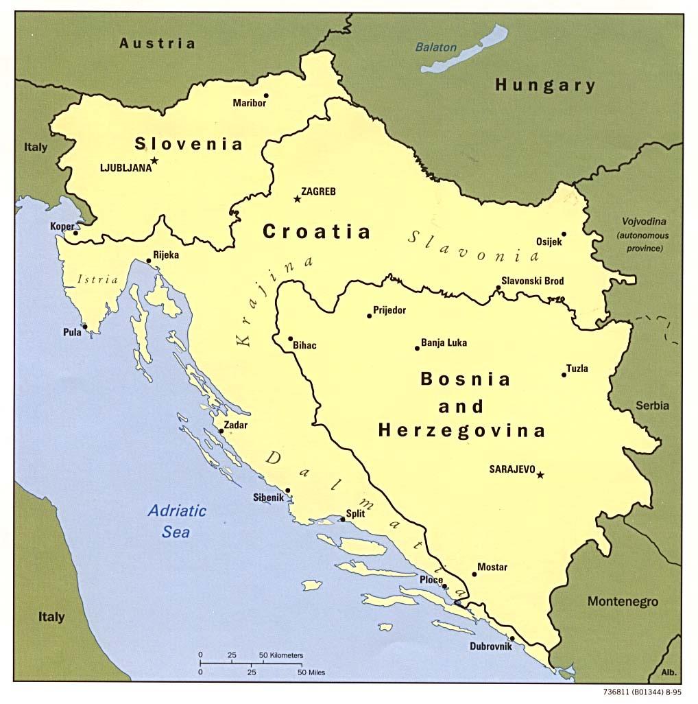 The Bosnian Herzegovina Genocide Lessons Tes Teach