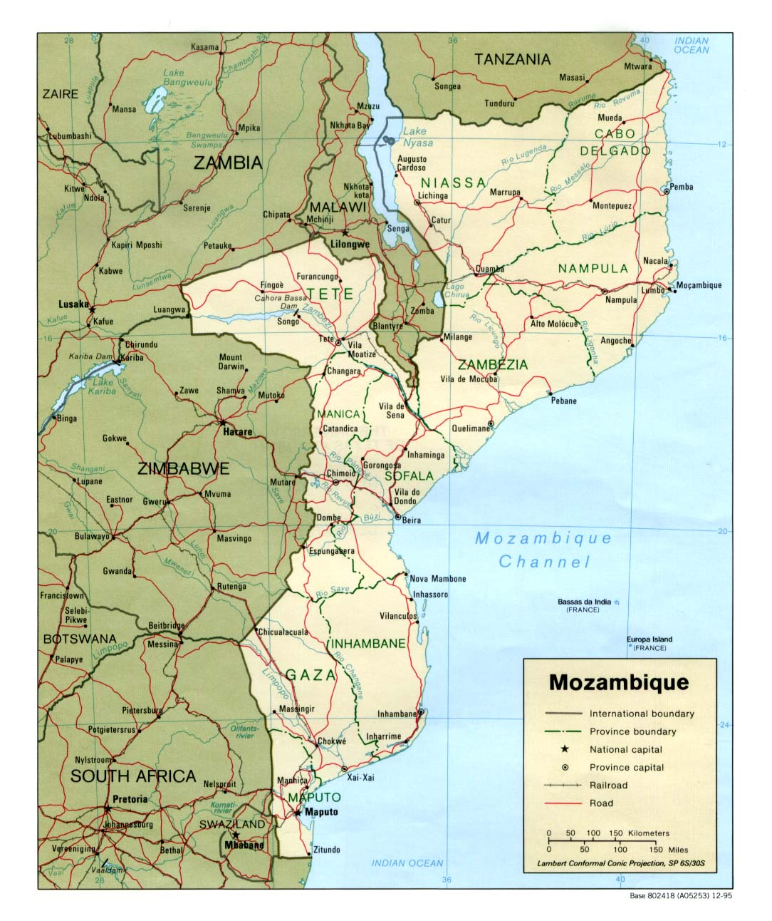 Download free mozambique maps gumiabroncs Images