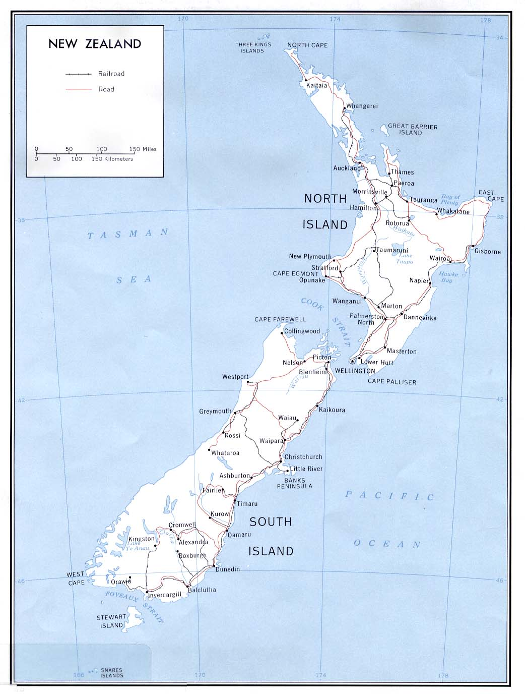 download free new zealand auckland islands maps