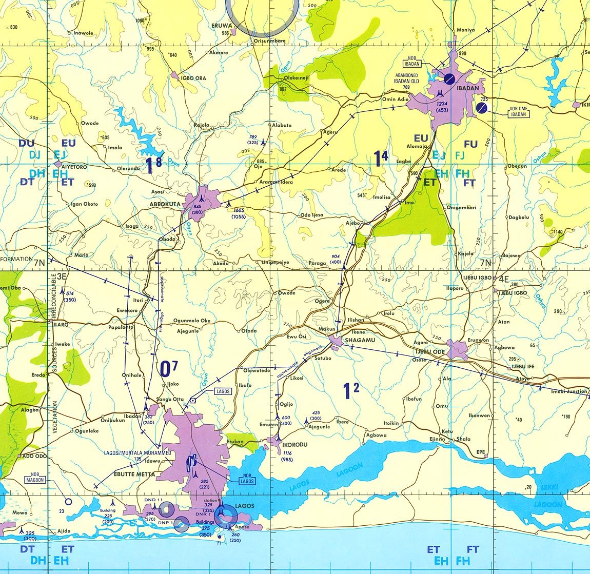 Download Free Nigeria Maps-9010