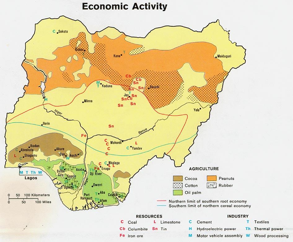 Download Free Nigeria Maps-2396