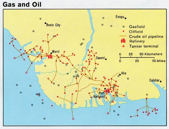 Download Free Nigeria Maps-6859