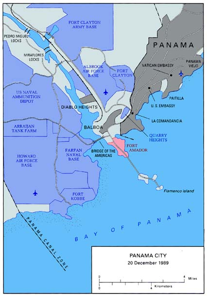 Download Free Panama Maps