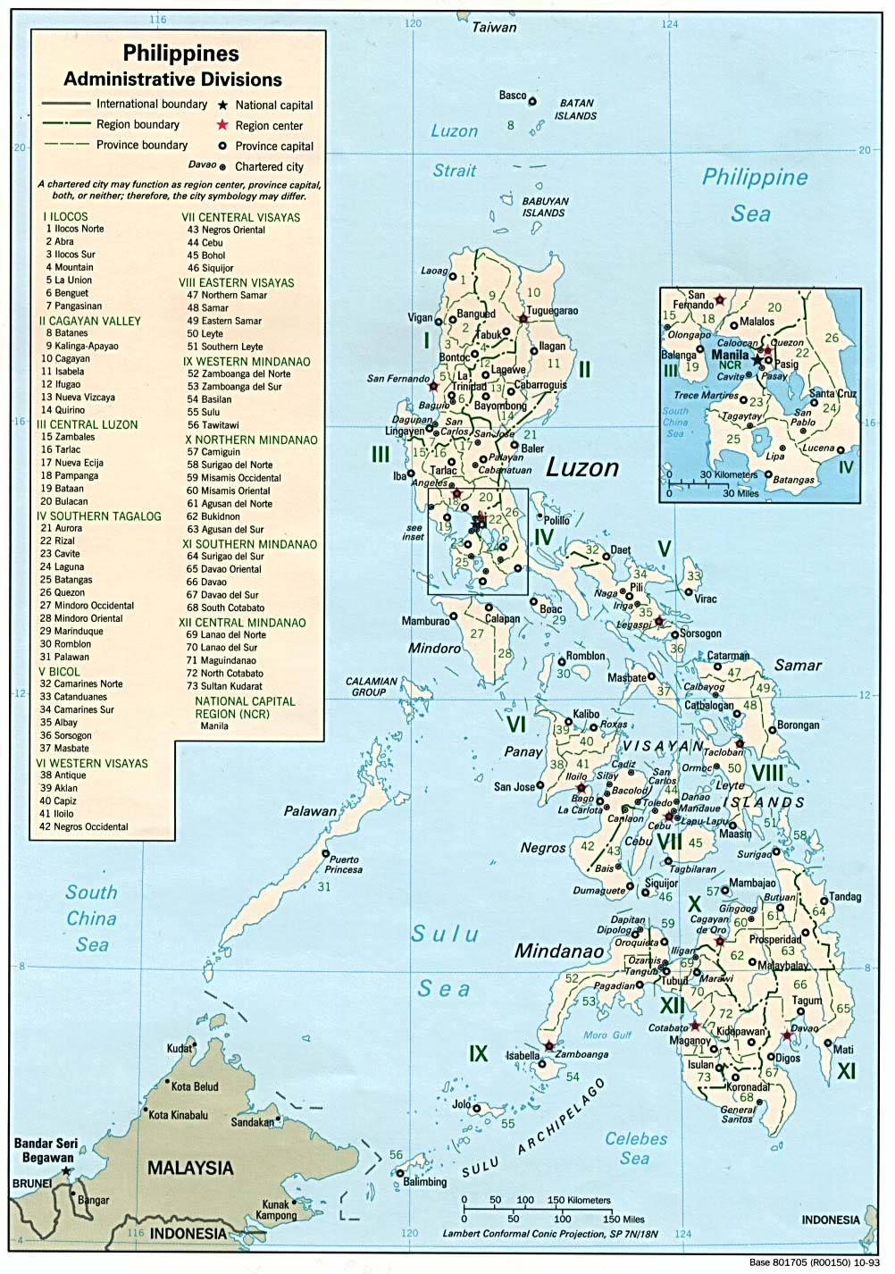 Download Free Philippines Maps - Map of the phillipines