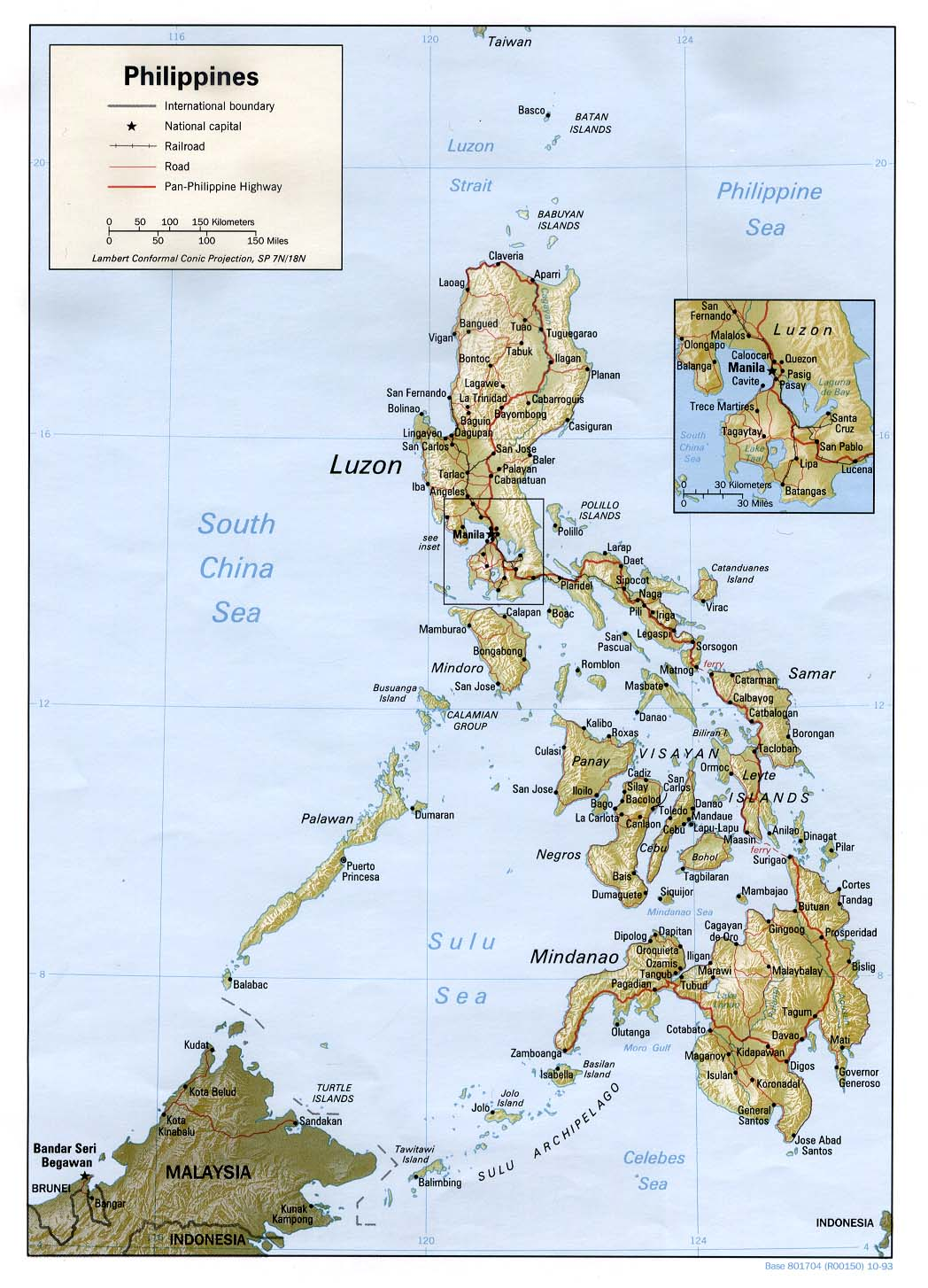 Download Free Philippines Maps