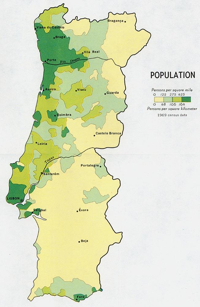 download do mapa de portugal Download Free Portugal Maps download do mapa de portugal