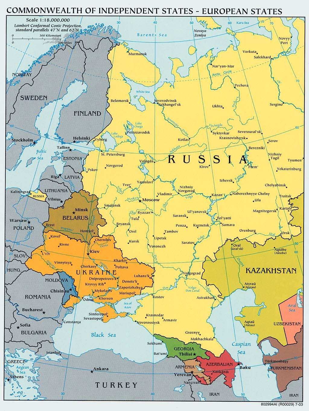 Map Of Russia In Europe.Download Free Russia Maps