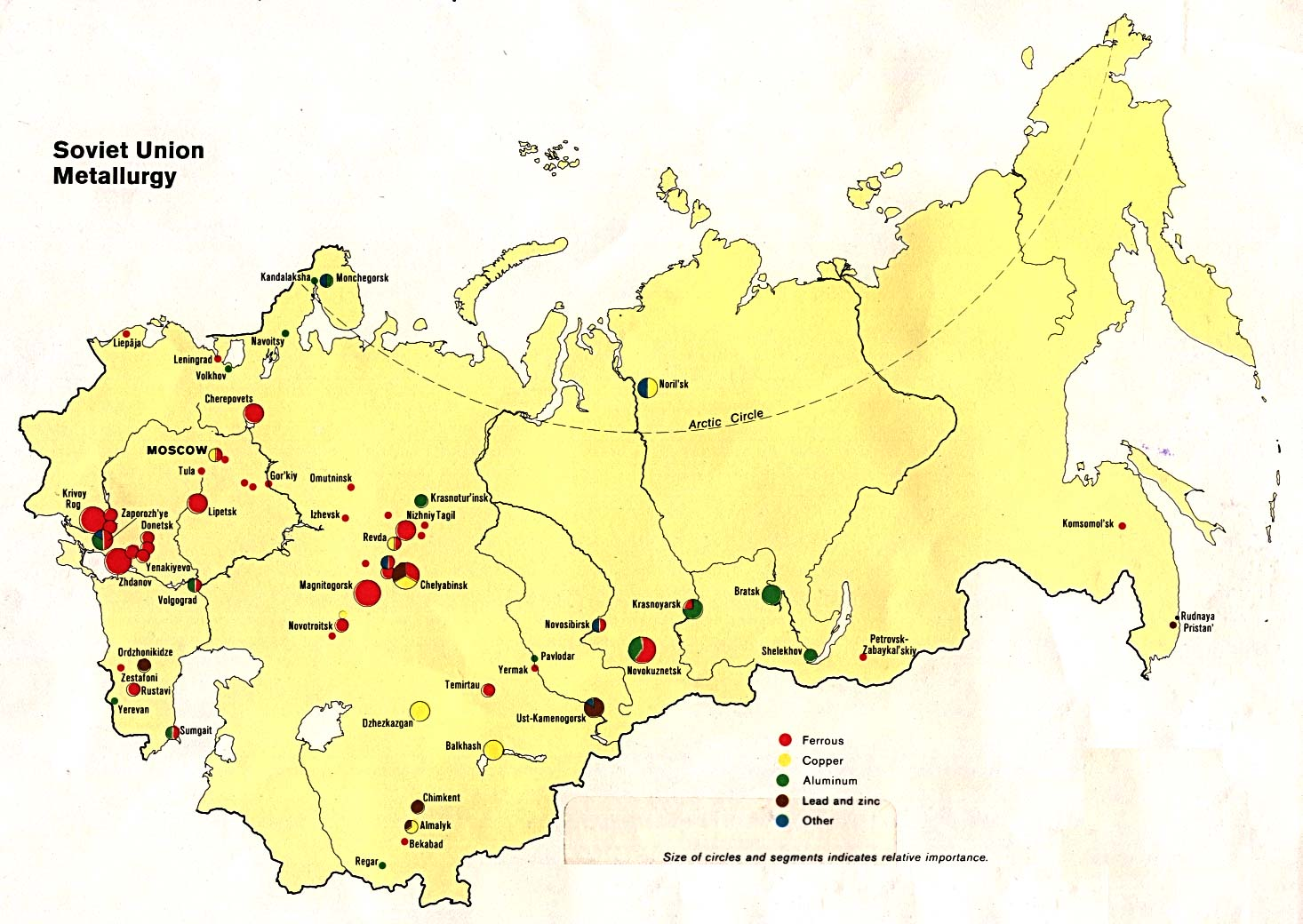 Download Free Russia Maps - Russia map with cities