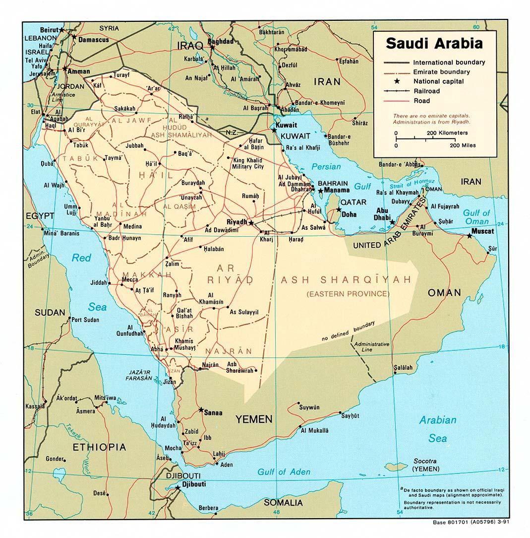Peru Saudi Arabien