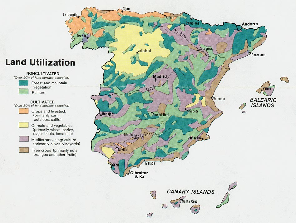 Map Of Spain Download Free.Download Free Spain Maps