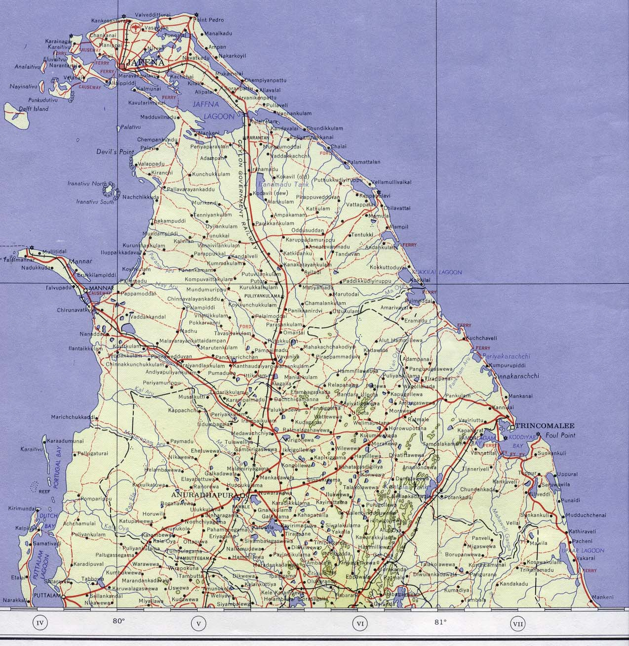 Download Free Sri Lanka Maps - Us gps maps free download