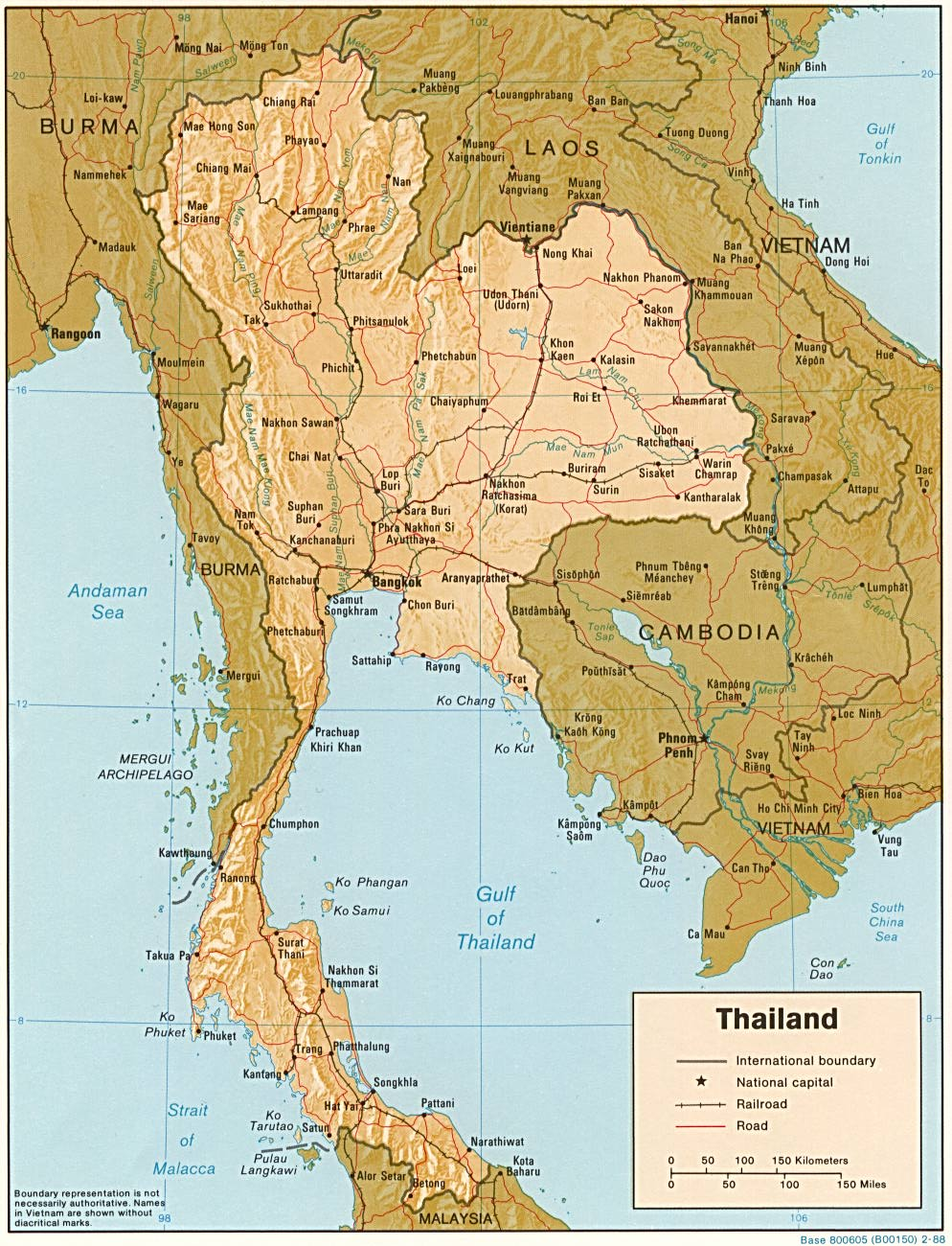 Download free thailand maps gumiabroncs Choice Image